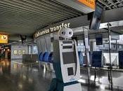 Robot guiará pasajeros aeropuerto Ámsterdam