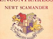 Reseña #250 Animales fantásticos dónde encontrarlos Newt Scamander