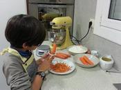 Jan, pequeño chef!