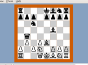 Jaque mate Chess Game.