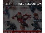 Capitán América: Civil War. nuevos pósters promocionales invitan elegir bando