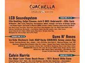 Coachella 2016, confirmaciones