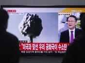 Corea Norte probó bomba nuclear hidrógeno.