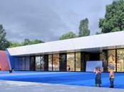 Nuevas imágenes obra colegio infantil diseñado a-cero municipio madrid