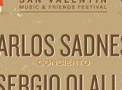 Valentín Music Friends Festival (14.Febrero.2016 -Madrid-)