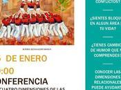 Conferencia Casa Libro Málaga cuatro dimensiones relaciones