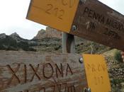 primera excursión año: Penya Migjorn Xixona