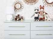 #Ikea hack: cómoda antes después