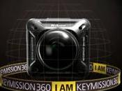 Nikon KeyMission 360, cámara características permitirán apreciar realidad virtual