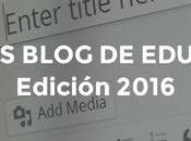 Descubre Mejores Blogs Educación para 2016
