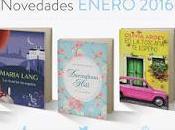 ¡Novedades Ediciones Argentina para Enero!