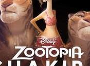 Shakira interpreta tema principal film 'Zootopia'