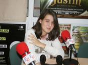 Amanda Román, ganadora XIII Premio Internacional Poesía Jaime Biedma Nava Asunción