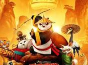 "@DWAnimation: Nuevo cartel ""Kung Panda Jack Black, Gary Oldman Angelina Jolie"