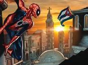 Spiderman visita Cuba explican represión isla