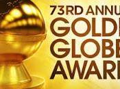 Ganadores golden globes awards, edición 2016