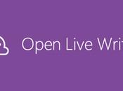 Open Live Writer: mejor herramienta para escribir posts blog desde