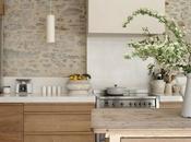 Cocinas estilo natural sereno