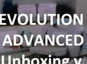 Evolution Advanced: Unboxing tutorial troqueles distintos (¡en vídeo!)