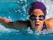 Beneficios natación niños.