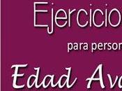 MANUAL ejercicio físico para personas edad avanzada