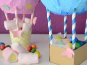 Como hacer globos aerostaticos para regalar cumpleaños -DIY-