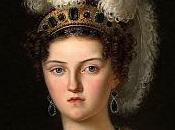 reina asustada, María Josefa Amalia Sajonia (1803-1829)