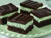 Brownies Menta