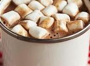 Chocolate Caliente Nutella