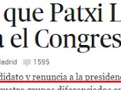 ¿Prefiere Pablo Iglesias Presidente Congreso
