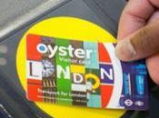 Gatwick Airport central London: puedes pagar Oyster card