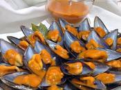 Mejillones salsa gallega picantita