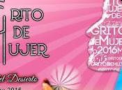 Calendario Grito Mujer 2016 SEDE Madrid España