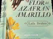 flor azafrán amarillo