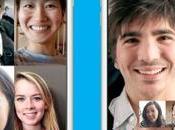 Skype añadirá videos llamadas grupos aplicación móvil