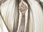 hizo vestido Cristina Pedroche, @Pronovias_ES