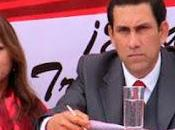 Porque será: JAVIER ALVARADO LILIANA TORRES DESESPERADOS CURUL afirma-Marcial Palomino