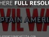 Vistazo oficial sudadera Spiderman Capitán América: Civil