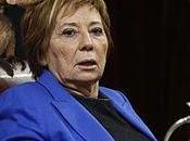 imagen polémica: Celia Villalobos, desata torrente críticas Congreso