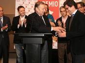 Emilio Calderón gana Premio Biografías memorias Stella Maris