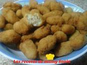 Croquetas bacon thermomix