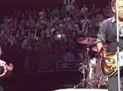 Bruce Springsteen Street Band versionan David Bowie primera noche nueva gira