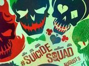 Cartel oficial pósters individuales para 'Escuadrón Suicida'