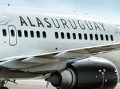 Alas Uruguay incluirá vuelos comerciales Buenos Aires, Janeiro, Pablo, Punta Este, Santiago Chile Asunción.