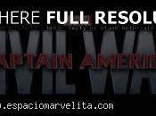 Capitán América: Civil muestra merchandising para cines