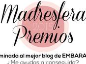consigo galardón Premios Madresfera…