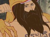 prehistoria según Georgiy Filippenko