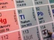 nuevos elementos químicos,