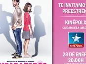 Concurso: Entradas para preestreno Embarazados Paco León Alexandra Jiménez