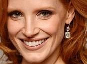 *¿Dónde a... Jessica Chastain?*
